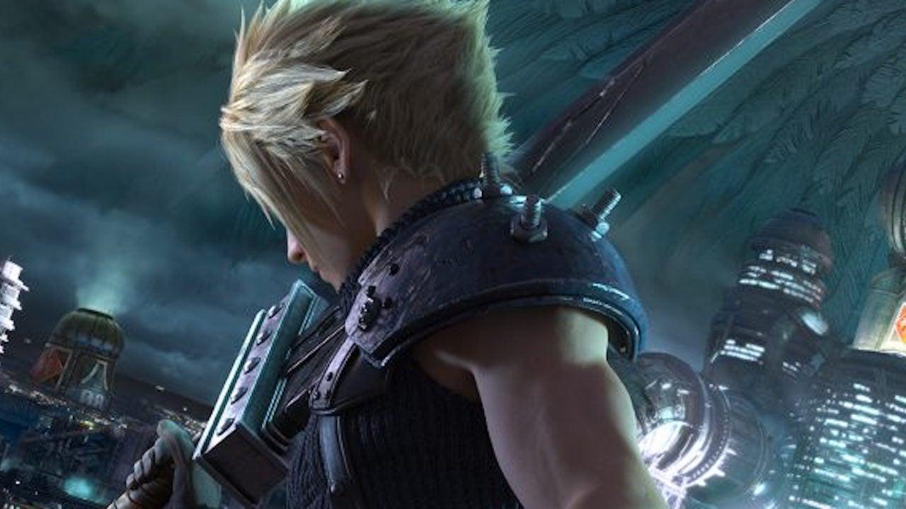 Final Fantasy VII Remake in cima alla graduatoria