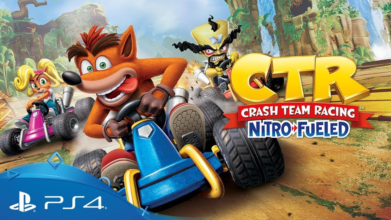 State of Play: Crash Team Racing Nitro-Fueled