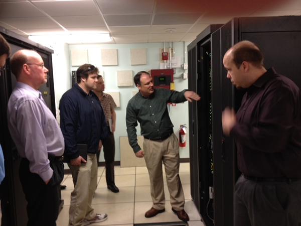 Data center tour