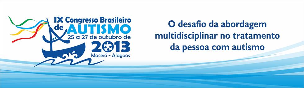 IX Congresso Brasileiro de Autismo