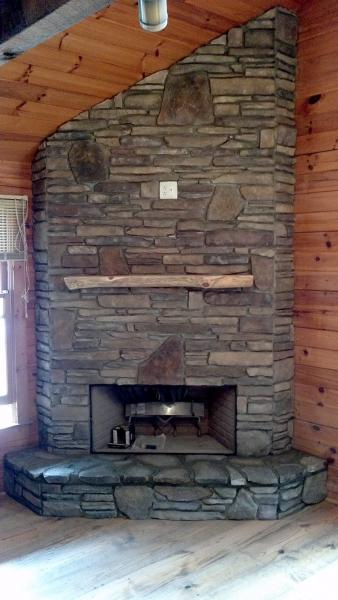 Good Wood For Burning In Fireplace Sheetrock Over Chimney Brick. - Doityourself.com Community