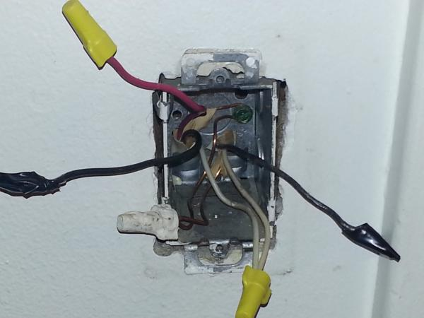 How To Install Regular Light Fixture And Dimmer Switch