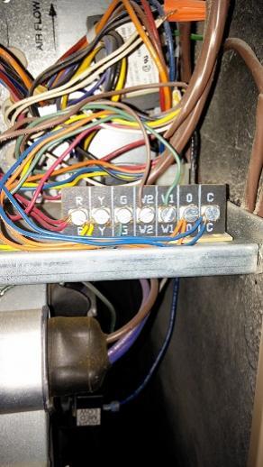 Honeywell Rth9580wf Wiring : honeywell, rth9580wf, wiring, Wiring, Honeywell, RTH9580wf, Thermostat., DoItYourself.com, Community, Forums
