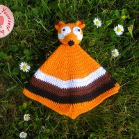 Security Blanket - Mr. Fox