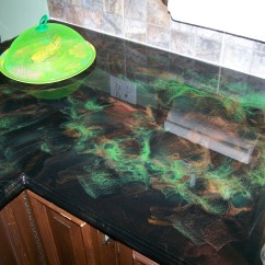 Epoxy Resin Kitchen Countertops Purple Appliances 301 Moved Permanently