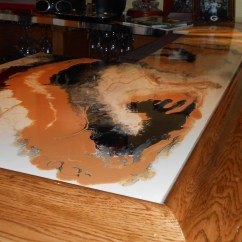 Epoxy Resin Kitchen Countertops Appliance Packages Stainless Steel Doityourselfcountertops Floors And