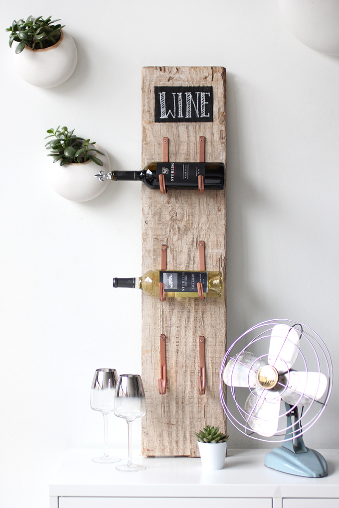22 diy wine rack ideas offer a unique touch to your home doityourselflist
