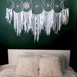 22 Best DIY Crafts for Bedroom Walls (12)
