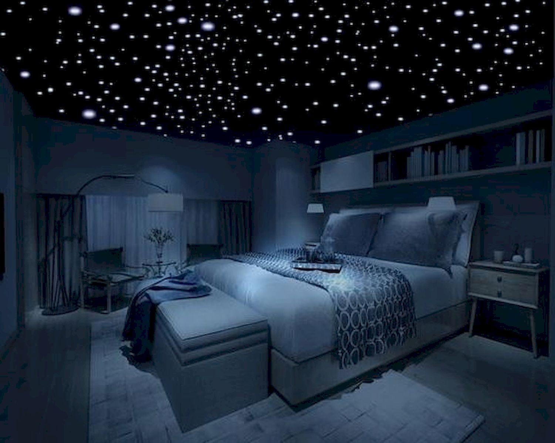 30 Beautiful DIY Bedroom Fairy Lights (3)