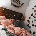 30 Beautiful DIY Bedroom Fairy Lights (6)