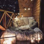 30 Beautiful DIY Bedroom Fairy Lights (7)