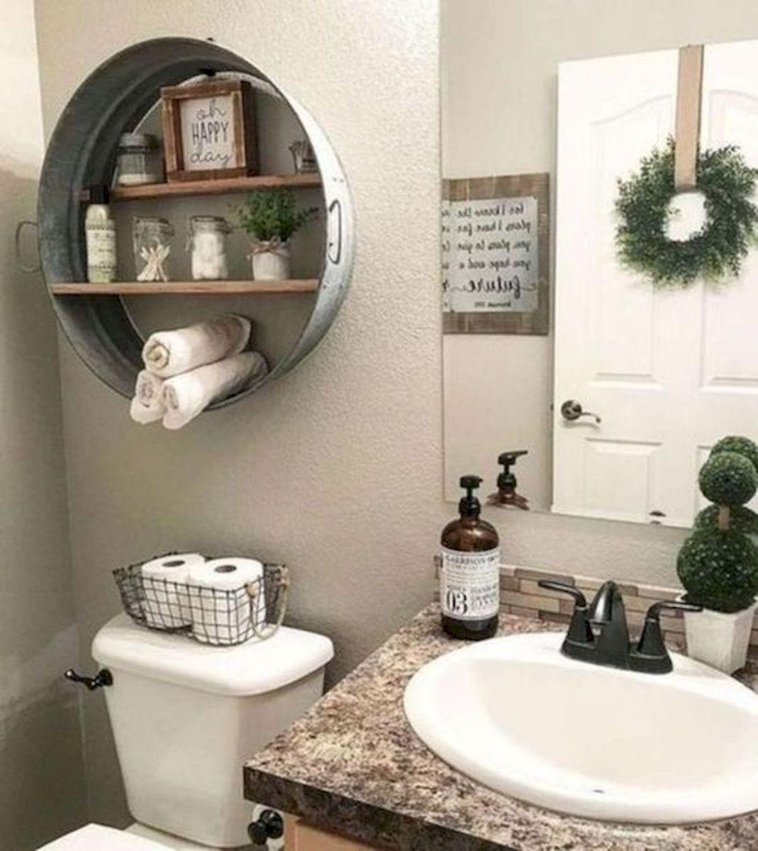 40+ DIY Bathroom Decor and Design Ideas (17)