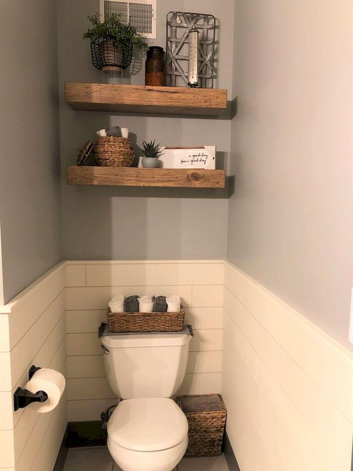 40+ DIY Bathroom Decor And Design Ideas (38)