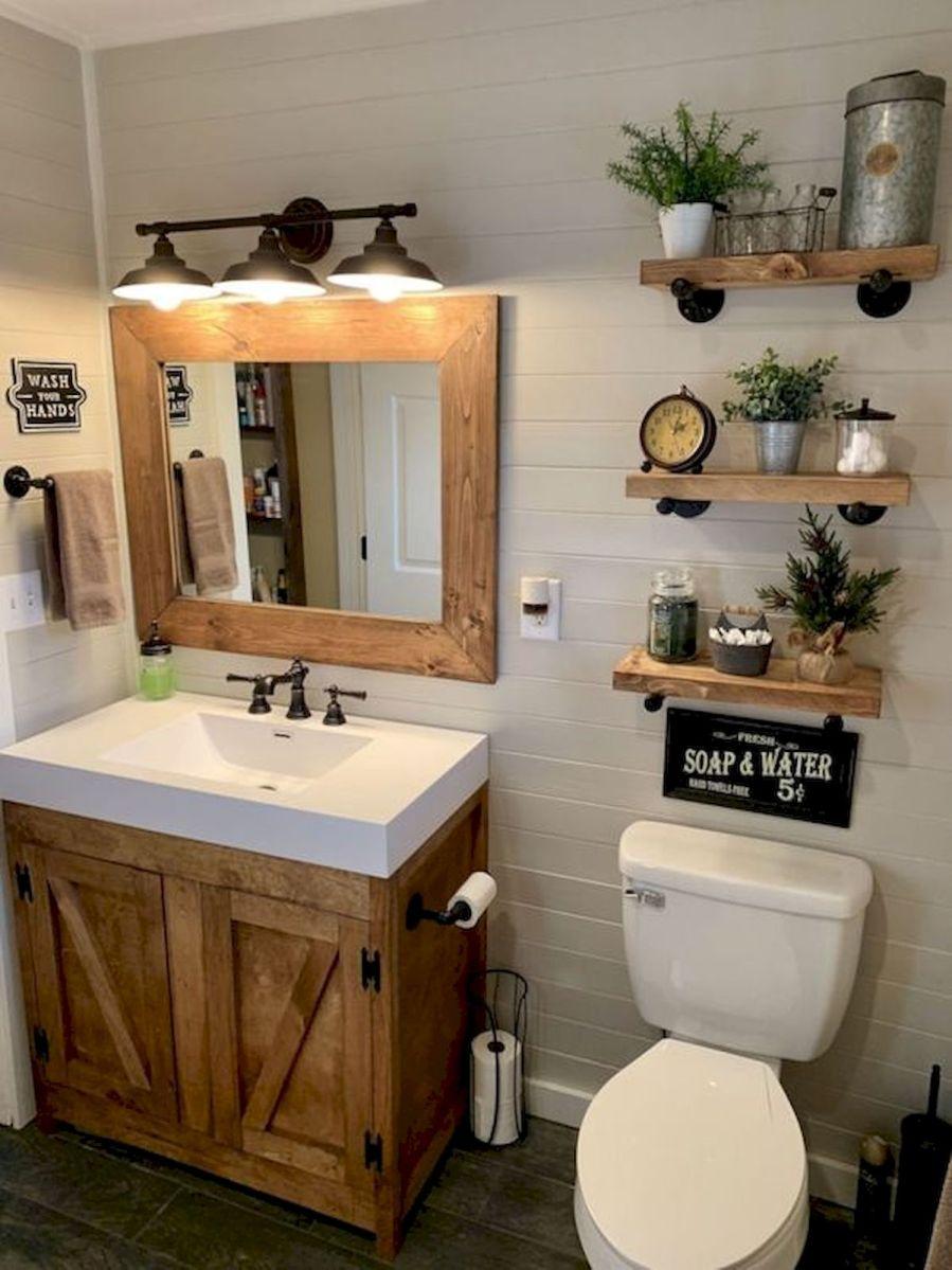 40+ DIY Bathroom Decor and Design Ideas (7)