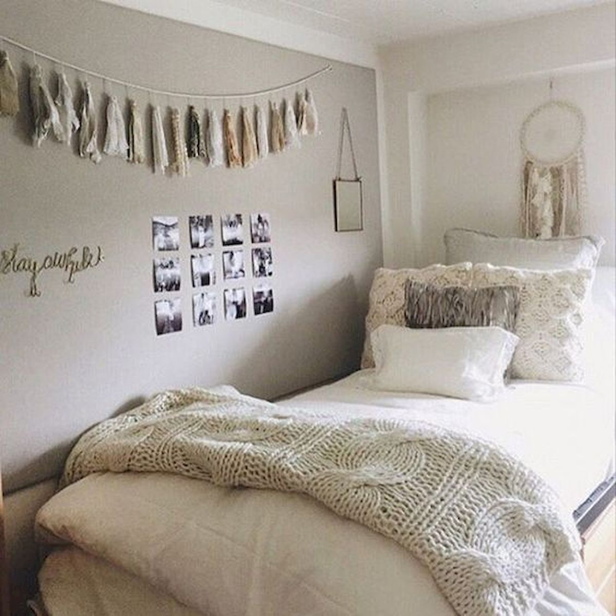 45 Beautifull DIY Bedroom Decor for Teens (21)