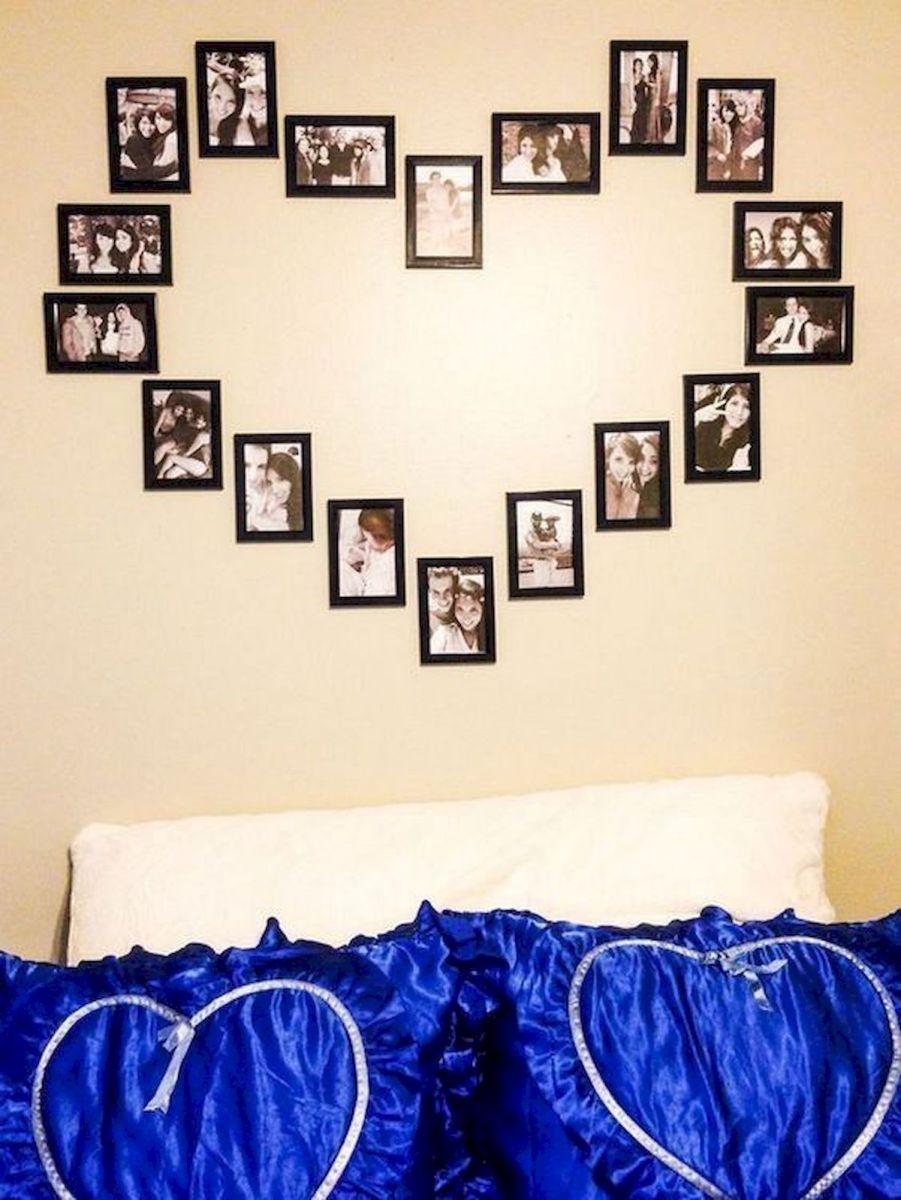 55 Romantic DIY Bedroom Decor for Couple (47)