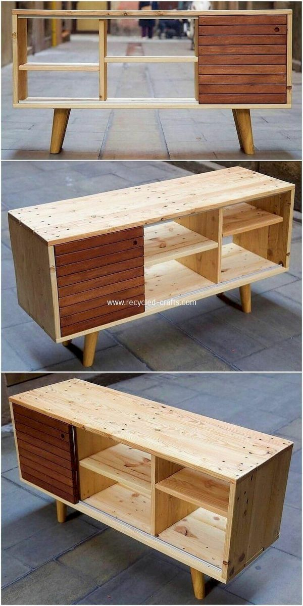 60 Easy DIY Wood Furniture Projects Ideas (25)