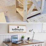 60 Easy DIY Wood Furniture Projects Ideas (32)