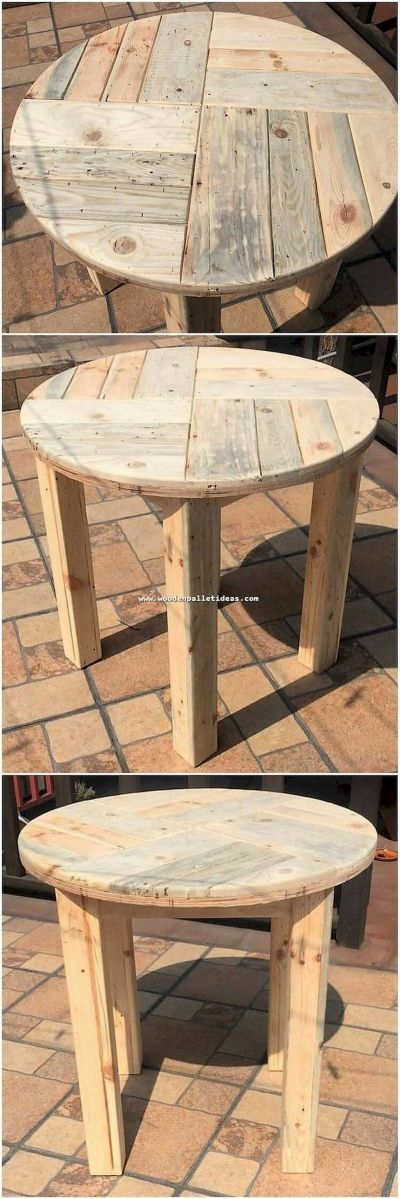 60 Easy DIY Wood Furniture Projects Ideas (47)