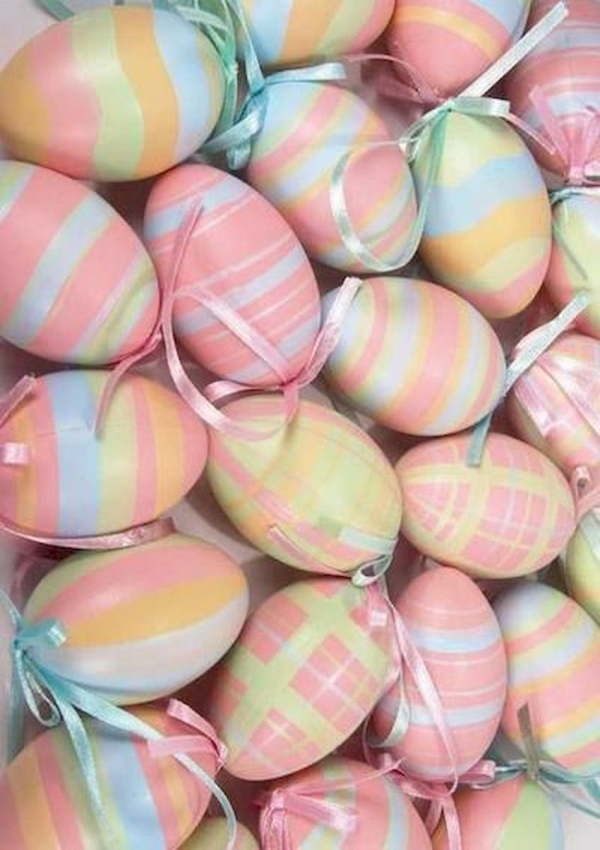 90 Awesome DIY Easter Eggs Ideas (27)