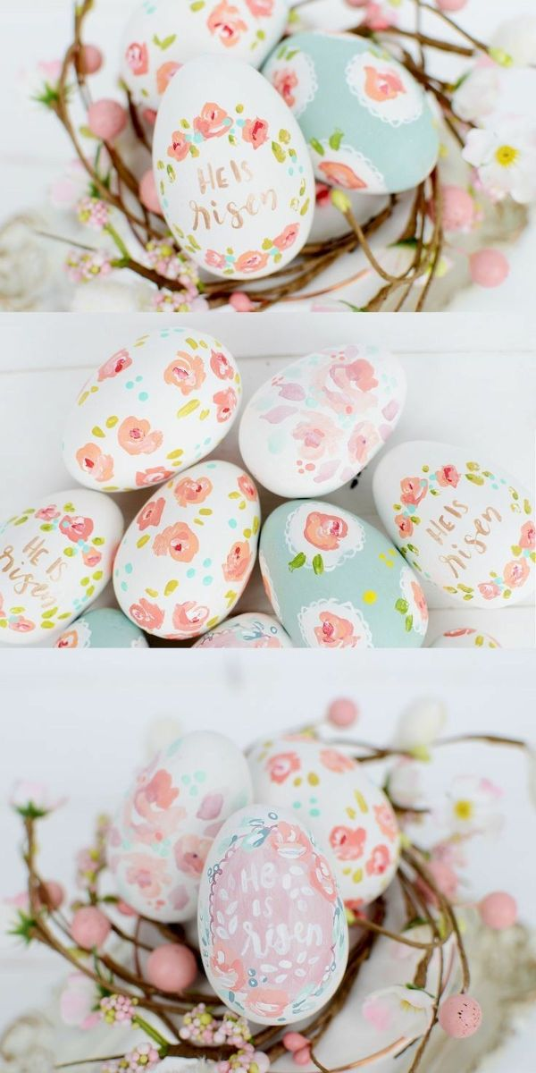 90 Awesome DIY Easter Eggs Ideas (29)