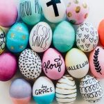 90 Awesome DIY Easter Eggs Ideas (37)