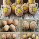 90 Awesome DIY Easter Eggs Ideas (84)