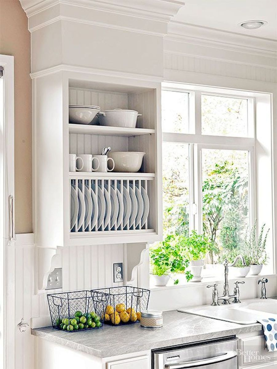 30 Awesome DIY Kitchen Cabinets Ideas (1)