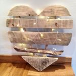 30 Awesome Wood Hearts DIY Ideas (26)