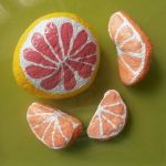 40 Awesome DIY Painted Rocks Fruits Ideas (18)