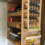40 Inspiring DIY Garage Storage Design Ideas On A Budget (38)