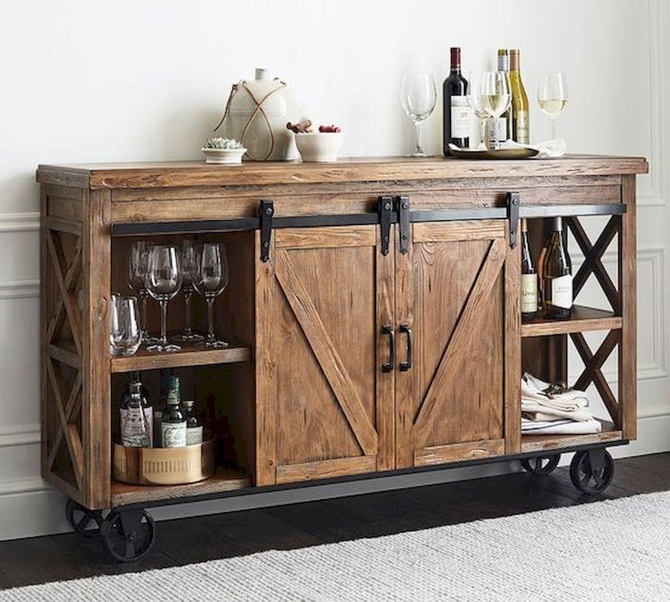 50 Amazing DIY Pallet Kitchen Cabinets Design Ideas (27 ...