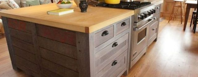 50 Amazing DIY Pallet Kitchen Cabinets Design Ideas (42)
