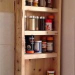 50 Amazing DIY Pallet Kitchen Cabinets Design Ideas (48)
