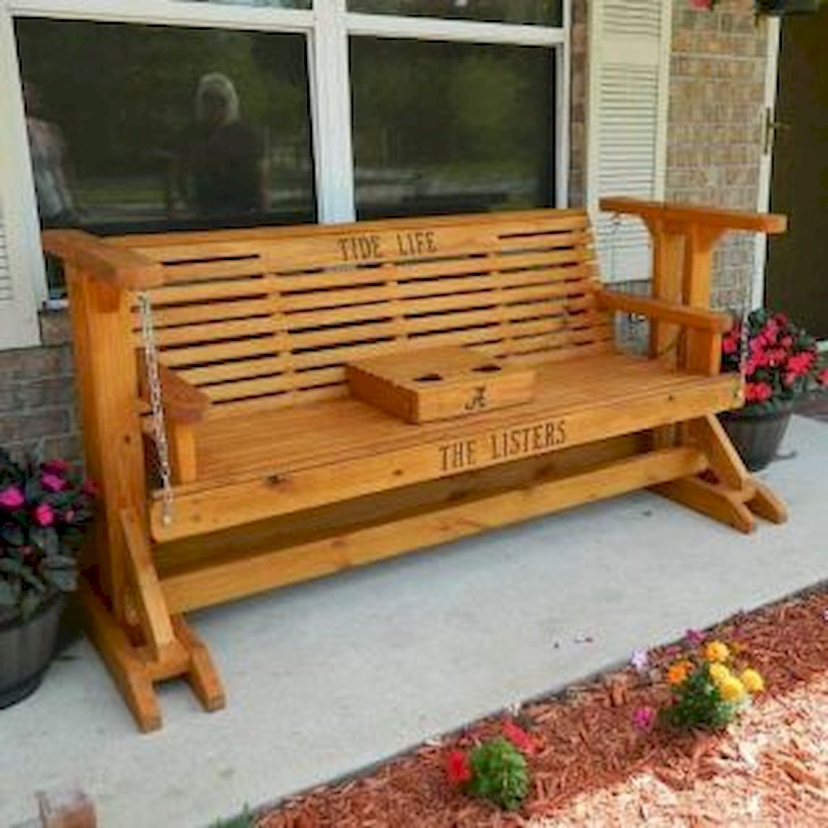 50 Amazing DIY Projects Outdoor Furniture Design Ideas (16)