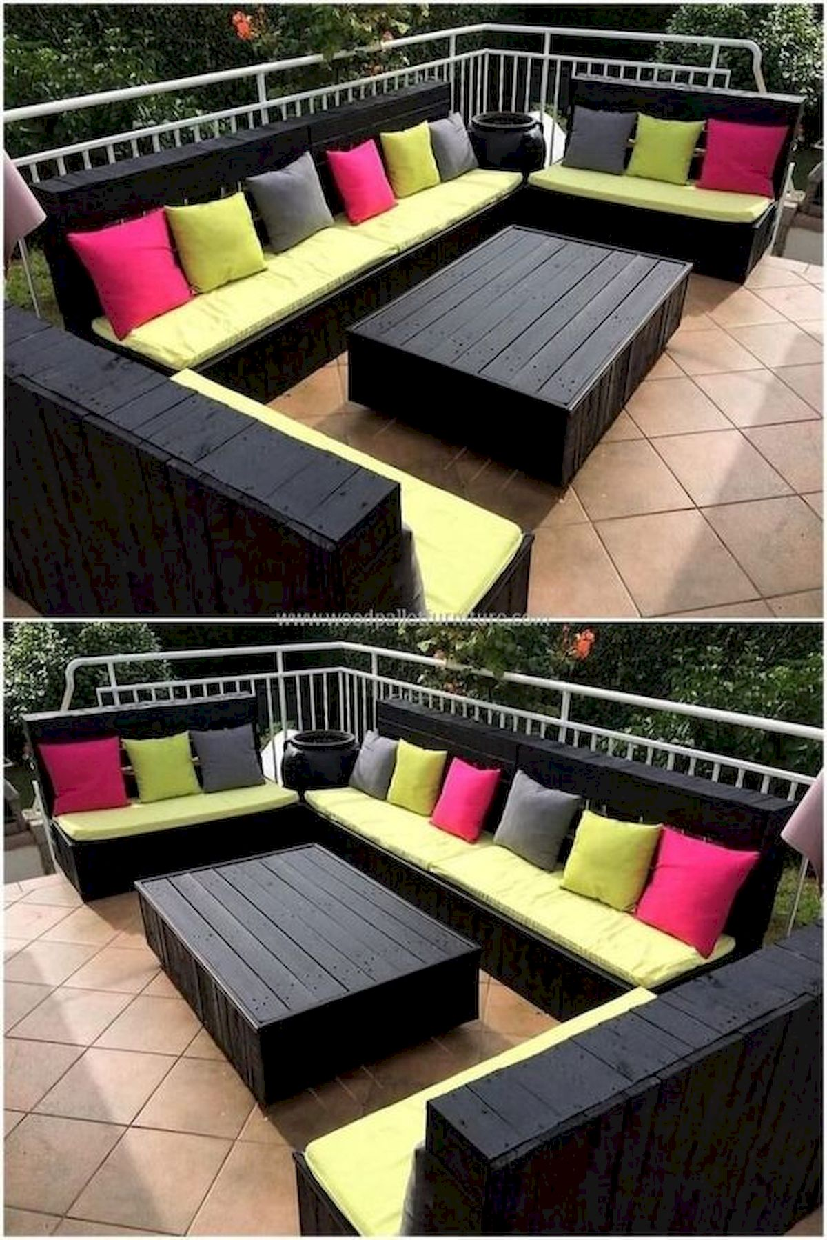 50 Amazing DIY Projects Outdoor Furniture Design Ideas (42)
