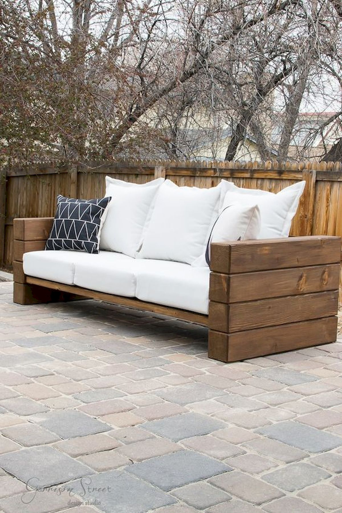 50 Amazing DIY Projects Outdoor Furniture Design Ideas (49)