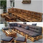 50 Amazing DIY Projects Outdoor Furniture Design Ideas (5)