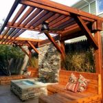 60 Awesome DIY Backyard Privacy Design and Decor Ideas (33)
