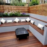 60 Awesome DIY Backyard Privacy Design And Decor Ideas (49)