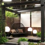 60 Awesome DIY Backyard Privacy Design and Decor Ideas (51)