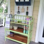 60 Awesome DIY Pallet Garden Bench and Storage Design Ideas (13)