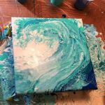 60 Easy DIY Canvas Painting Ideas For Decorate Your Home (10)