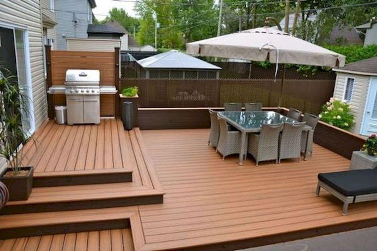 50 Best DIY Backyard Patio and Decking Design Ideas (20)