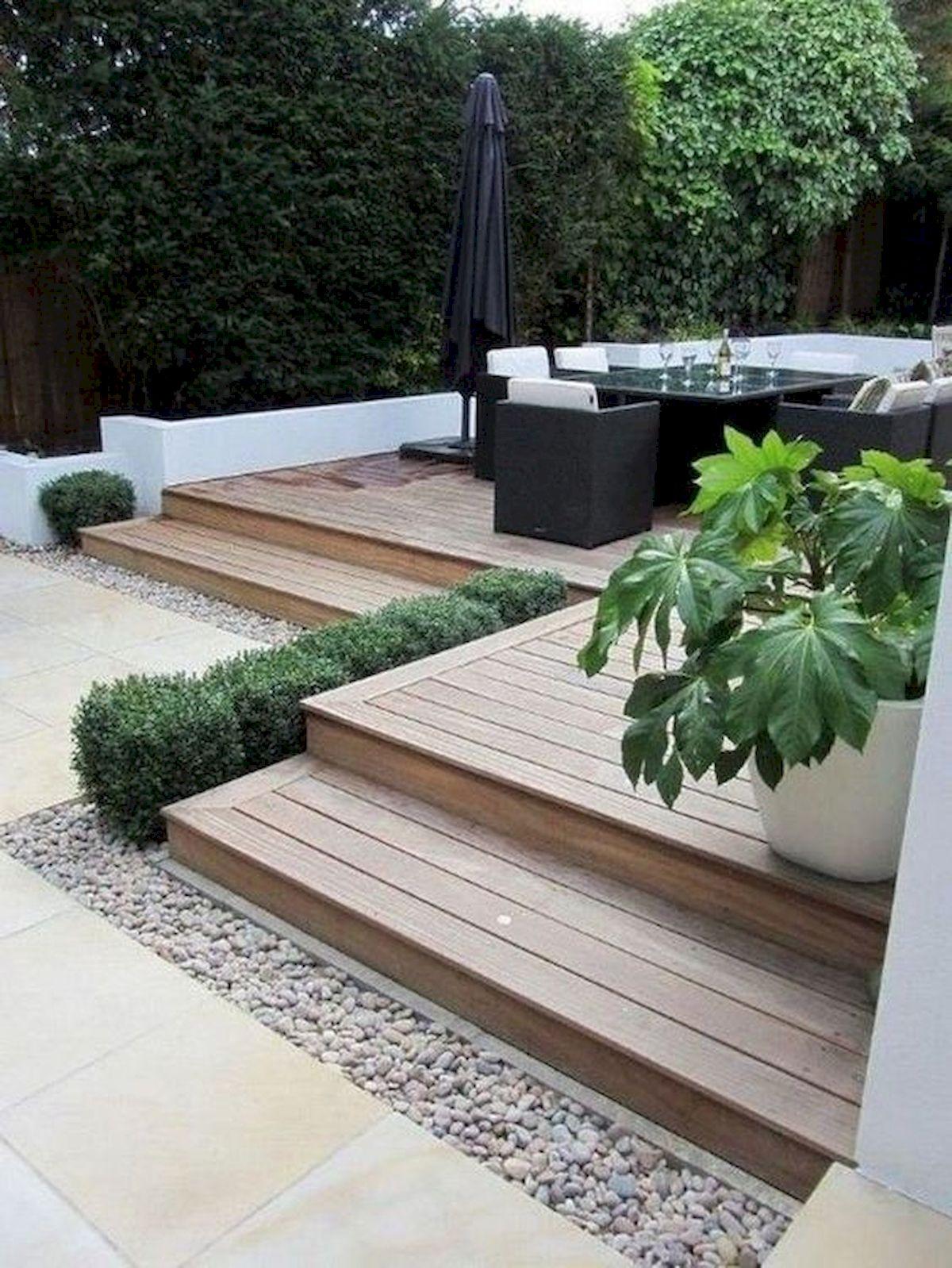 50 Best DIY Backyard Patio And Decking Design Ideas (3)