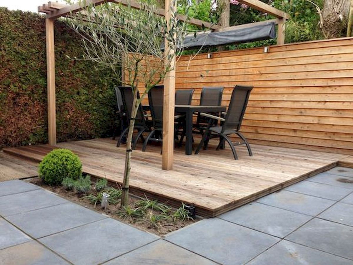 50 Best DIY Backyard Patio and Decking Design Ideas (6)