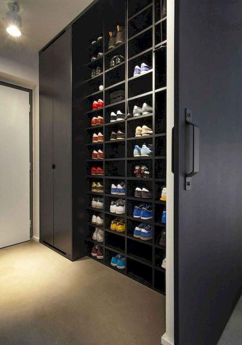 50 Fantastic DIY Shoes Rack Design Ideas (6)