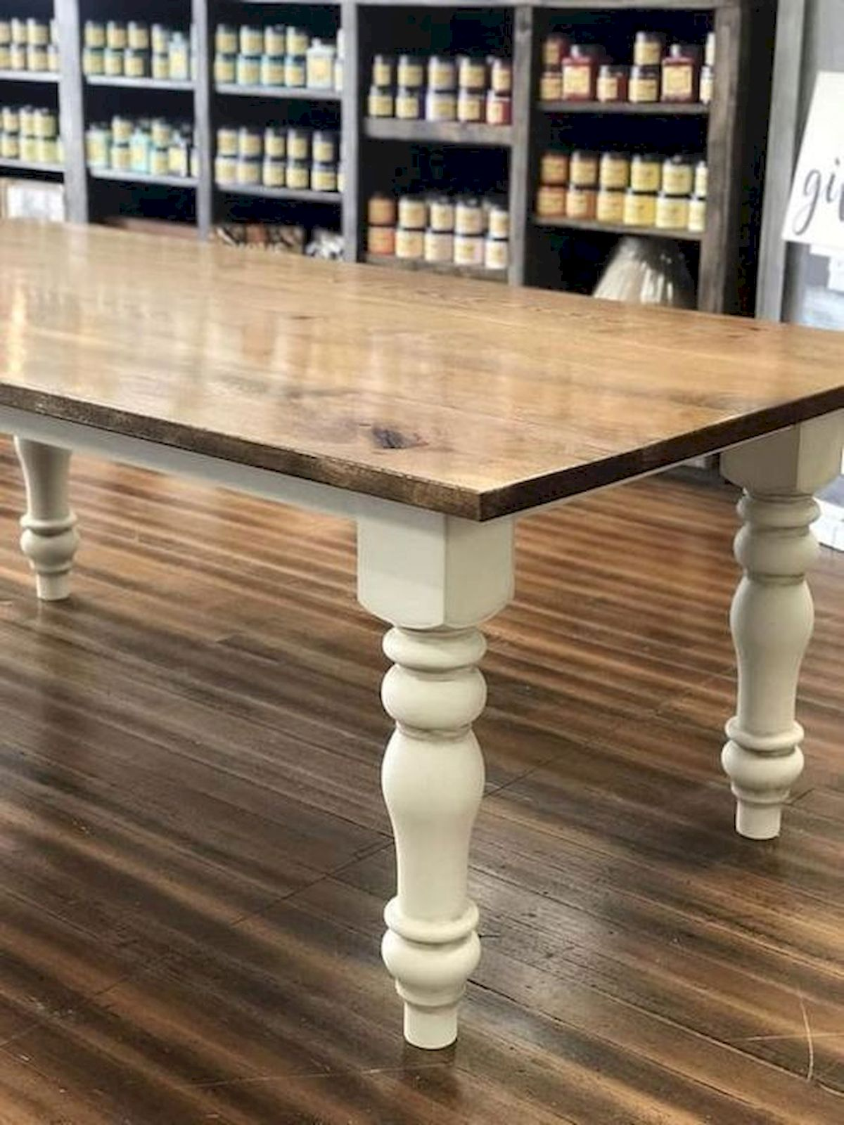 50 Nice DIY Furniture Projects For Dining Rooms Tables Design Ideas (31)