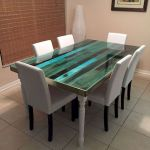50 Nice DIY Furniture Projects For Dining Rooms Tables Design Ideas (37)