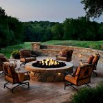 60 Amazing DIY Outdoor and Backyard Fire Pit Ideas On A Budget (24)